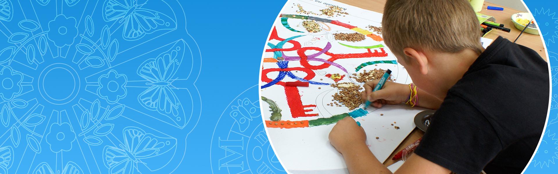 Mandala w szkole i przedszkolu